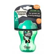 Tommee Tippee Training Straw Mugg 7 månader + - Grön