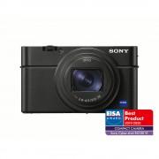 Sony Cyber-Shot DSC-RX100 VI Aparat Foto Compact 20.1MP UHD 4K Negru
