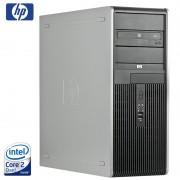 Calculator HP DC7800 Tower, Intel Quad Core X3330 2.66GHz, 4GB DDR2, 160GB, DVD-RW