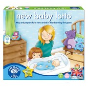 Orchard Toys New Baby Lotto, Multi Color