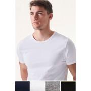 Mens Next Mixed T-Shirts Five Pack - Multi Tee T-Shirt