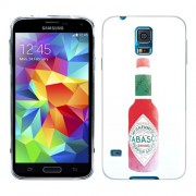 Husa Samsung Galaxy S5 Mini G800F Silicon Gel Tpu Model Tabasco
