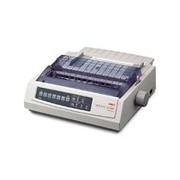 Oki MICROLINE ML320 9-pin Dot Matrix Printer - Monochrome