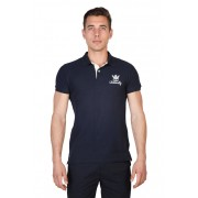 Tricou Polo Oxford University - Blue