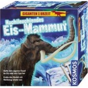 Jucarie educativa Kosmos Digging and Discovers - Glowing Mammoth