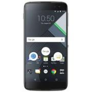 "Telefon Mobil BlackBerry DTEK60, Procesor Quad-Core 2.1 GHz / 1.6 GHz, IPS LCD capacitive touchscreen 5.5"", 4GB RAM, 32GB Flash, 21MP, Wi-Fi, 4G, Android (Argintiu) + Cartela SIM Orange PrePay, 6 euro credit, 4 GB internet 4G, 2,000 minute nationale si in"