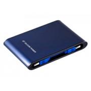 Silicon Power Armor A80 500GB USB3.0 kék külső merevlemez