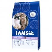IAMS Pro Active Health Adult Multi-Cat Households con pollo y salmón - 3 kg
