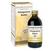 Dr. Giorgini Presso Ser-Vis Srl MANGANESE RAME Olimentovis 200 ml