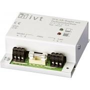 Regulator de încărcare solară IVT 12/24 V, 8 A, tensiune încărcare 13,7/27,4 V