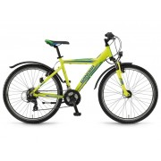 Winora Streethammer Y 26'' 21-Sp TY300 - 17/18 Winora lime/blue/green - City Bikes 38
