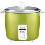 Panasonic SRW-A22H YT Electric Rice Cooker(2.2 L, Apple Green)