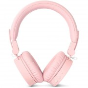 FRESH 'N REBEL Fresh'N Rebel 3hp200cu Cuffie Wireless Bluetooth Colore Rosa