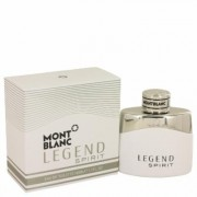 Montblanc Legend Spirit For Men By Mont Blanc Eau De Toilette Spray 1.7 Oz