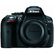 Aparat Foto D-SLR NIKON D5300 (Negru), Body, Filmare Full HD, 24.2MP