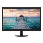 Монитор Philips 273V5LHSB, 27 инча Wide TN LED, 5 ms, 10M:1 DCR, 300 cd/m2, 1920x1080, 273V5LHSB