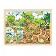 Lobbes Puzzel Natuur, 96st.