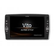 "GPS ALPINE X902D-V447 Display tactil 9"" Bluetooth Harta Europei"