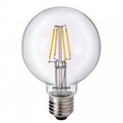 Sylvania ToLEDo RT G80 640lm E27 retro LED žárovka