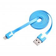 Cable De Datos IPhone 5 / Ligthing Jyx Accesorios Genérico Plano - Multicolor