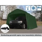 3,6x4,8m garázssátor mobilgarázs professional (Professional)