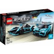 Formula E Panasonic Jaguar Racing GEN2 & Jaguar I-PACE eTROPHY 76898 LEGO Speed Champions
