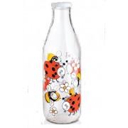 Katicás tejesüveg - 1 literes