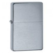 Zippo 230.25 Öngyújtó finoman csiszolt ezüst színben - Vintage Brushed Chrome