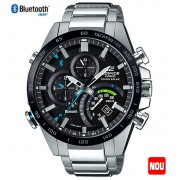 Ceas barbatesc Casio Edifice EQB-501XDB-1AER Bluetooth v4.0 Solar PREMIUM COLLECTION