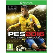 Pes 16 - Pro Evolution Soccer 2016 Xbox One - Unissex