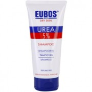 Eubos Dry Skin Urea 5% champú hidratante para cuero cabelludo seco con picores 200 ml