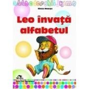Leo invata alfabetul.