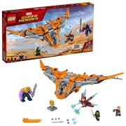 LEGO Super Heroes Thanos: Ultimate Battle 76107 Building Kit - 674 Pieces