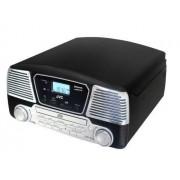 Jvc Tocadiscos Bluetooth CD RD-F327B Negro