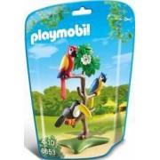 PASARI TROPICALE Playmobil