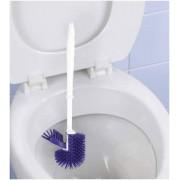 - Silikon WC Bürste