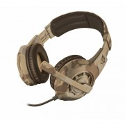 Trust GXT 310D Headset Gaming Camuflado