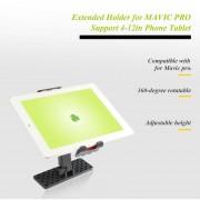 EB Soporte De Soporte Extendido Para Tablet De 4 A 12 Pulgadas Para DJI Control Remoto Mavic Pro-Negro Y Rojo