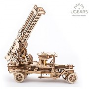 Ugears Fire Ladder 3D Mechanical Puzzle