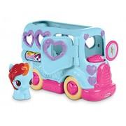 Hasbro My Little Pony Friendship Toy Bus B1912