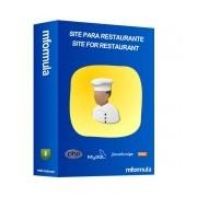 Site para Restaurante - Chef - Gastronomia