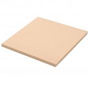 vidaXL 2 бр МДФ плоскости, квадратни, 60x60 см, 25 мм