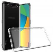 Capa de TPU Imak UX-5 para Samsung Galaxy A80 - Transparente