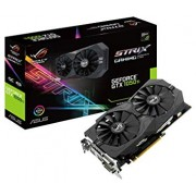 ASUS ROG Strix GeForce? GTX 1050 Ti OC edition 4GB GDDR5 | STRIX-GTX1050TI-O4G-GAMING