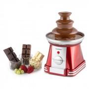 OneConcept Chocoloco Fonte de Fondue de Chocolate 32W 350g Vermelho