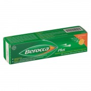 Berocca Plus Integratore Vitamine 15 Cpr