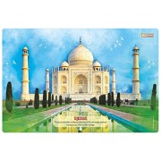 Zigyasaw Taj Mahal Premium Jigsaw Giant Floor Puzzle Game | Creative Challenging Puzzles for Kids(Above 3 Years)