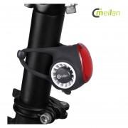 Meilan S3 Multifuncion. Led, Bocina Y Alarma Para Bicicleta