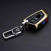 Bloomerang Car Key Cover Cases for BMW X1 X5 X6 F15 F16 F48 BMW 1 2 Series Car Remote Cont