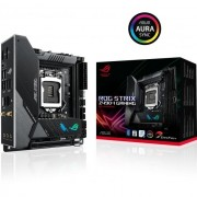 MB, ASUS ROG STRIX Z490-I GAMING WI-FI 6 /Intel Z490/ DDR4/ LGA1200